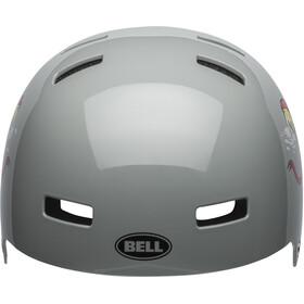Bell Span Helmet viper dark gray/red
